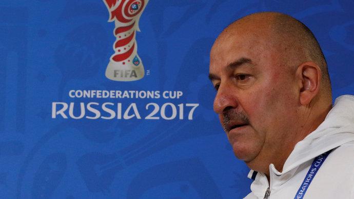 Станислав Черчесов: «Нужно успокоиться и серьезно проанализировать нашу игру»