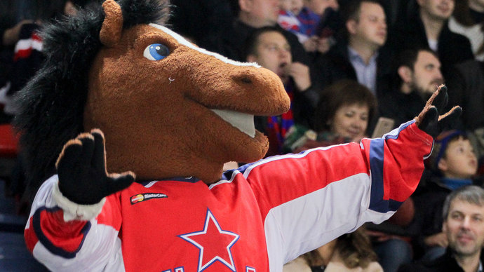СКА победил ЦСКА в Москве (фото)