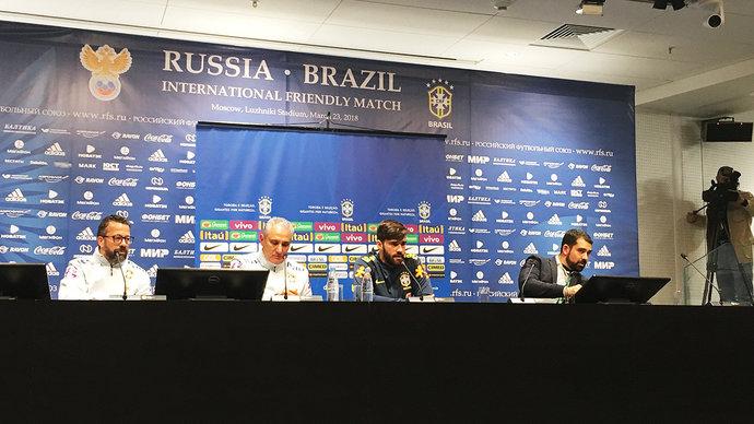 Вратарь сборной Бразилии: «Условия в Москве может и не лучшие, но достаточно хорошие»