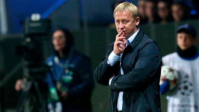 Ермакович и Зубик вошли в тренерский штаб Ганчаренко в Краснодаре