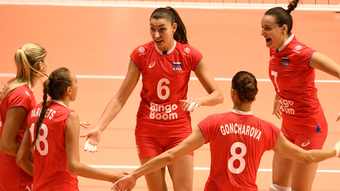 Сборная России не смогла выйти в «Финал шести» чемпионата мира