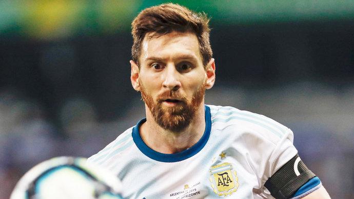Месси и Агуэро включены в состав сборной Аргентины на ближайшие матчи квалификации ЧМ-2022