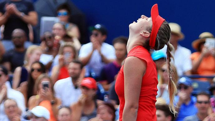 Свитолина обыграла Стивенс и стала победительницей Итогового турнира WTA
