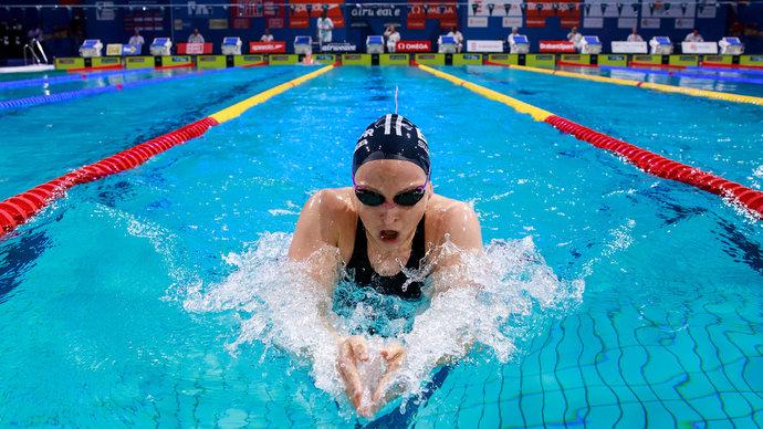 Чемпионат России по плаванию отложен на неопределенный срок
