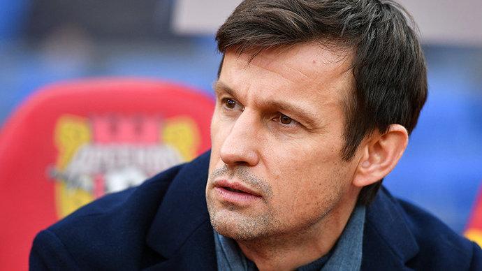 Сергей Семак в эфире «Матч ТВ»: «Команда прокачивается, а я иду вперед небольшими шажками»