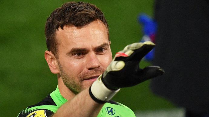 Акинфеев отреагировал на возвращение Олича в ЦСКА