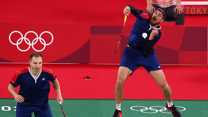 Россияне Иванов и Созонов проиграли второй матч подряд на Олимпиаде