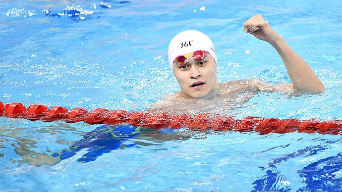 Сунь Ян — о 4-летней дисквалификации: «Я точно не сдамся»