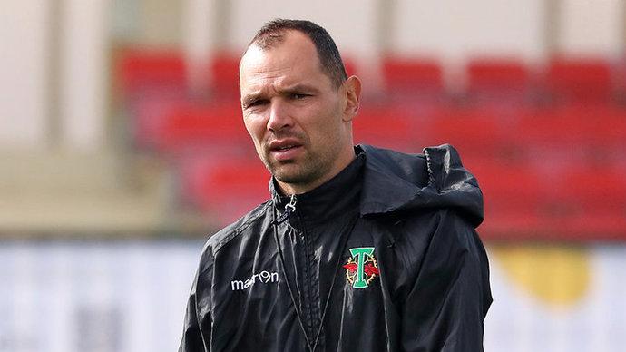 Официально: Игнашевич покинул Торпедо