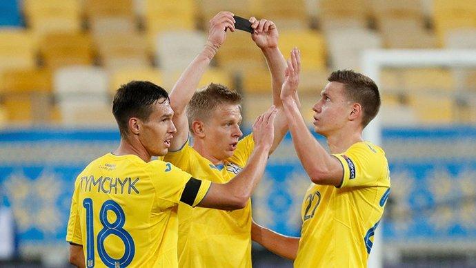 УЕФА  о форме Украины: Должен быть удален конкретный слоган на внутренней стороне футболки