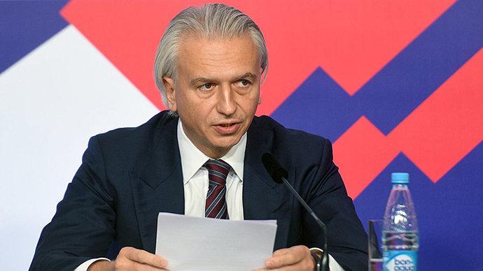 РФС выдвинул Дюкова кандидатом для избрания в исполком УЕФА