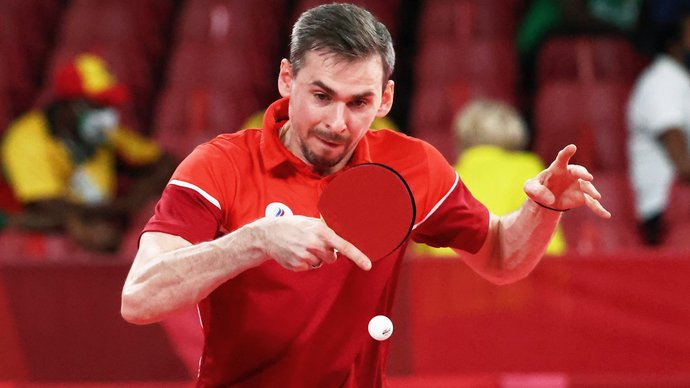 Россиянин Скачков победил в первом матче на Олимпиаде