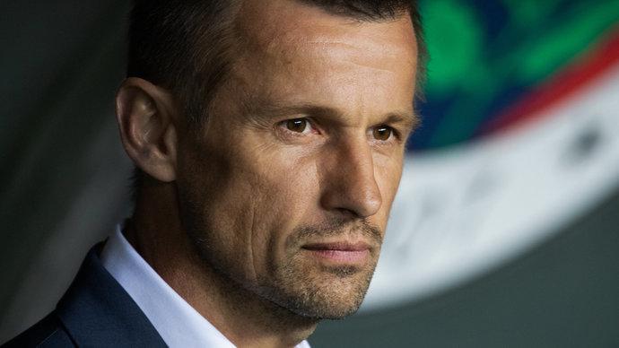 Семак заявил, что не стал бы работать в «Спартаке»