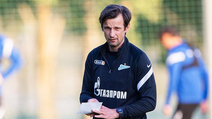 Сергей Семак: Кержаков вернулся в общую группу