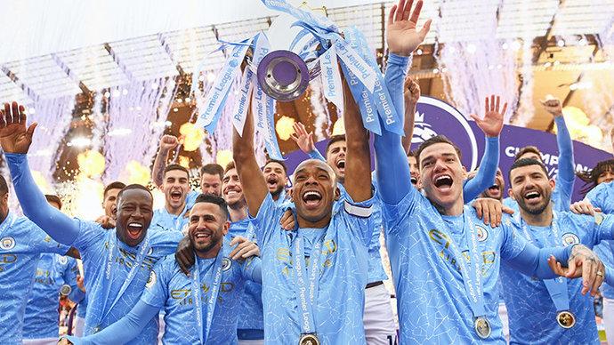 Матч ТВ стал эксклюзивным вещателем Английской Премьер-лиги!
