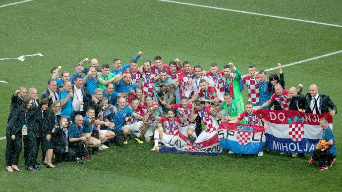 Игроки сборной Хорватии сами решат, достоин ли Калинич серебряной медали ЧМ-2018