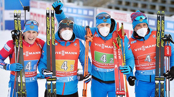 Стали известны критерии отбора российских биатлонистов на ОИ-2022 в Пекине