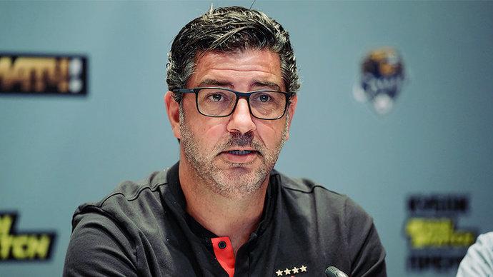 Руй Витория: Мы не торопимся с принятием решений по игрокам