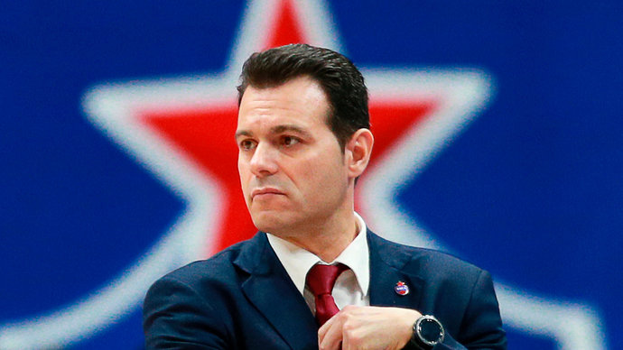 Димитрис Итудис: «ЦСКА контролировал игру от начала до конца»