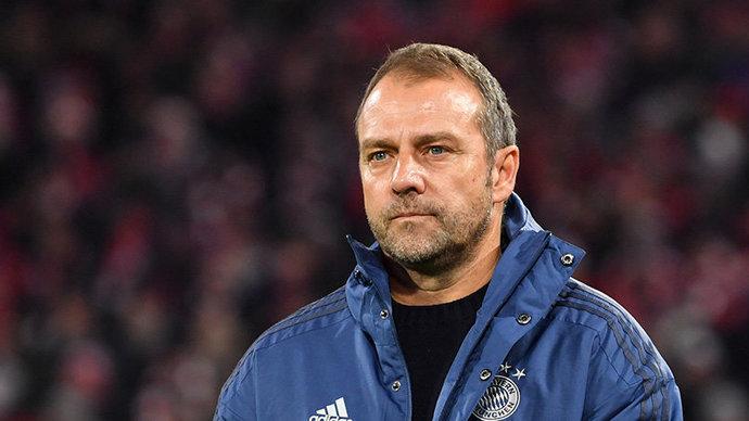 Бавария заявила, что не одобряет заявление Флика об уходе из клуба