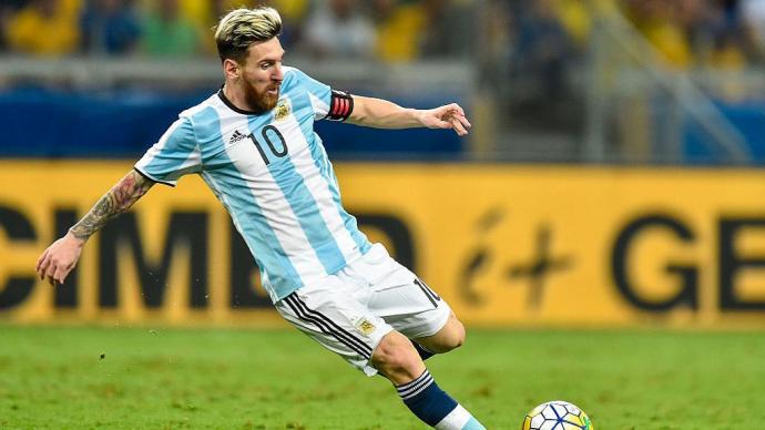 Чемпионат мира 2018. Отборочный турнир.  Аргентина - Чили (видео)