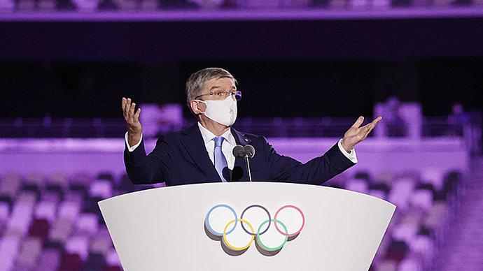 Бах объявил об успешном проведении ОИ в Токио с эпидемиологической точки зрения