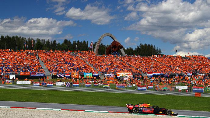 СМИ: Власти Австрии разрешили провести две гонки «Формулы-1» со зрителями