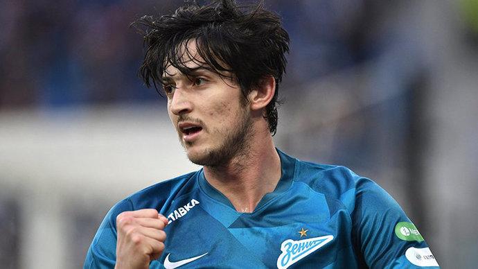 Азмун признан лучшим футболистом сезона-2020/21 Тинькофф РПЛ