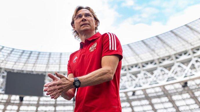 Карпин ответил на вопрос о новом капитане сборной России