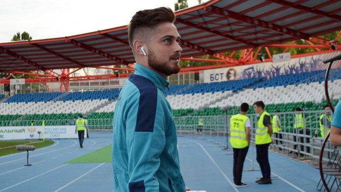 Экс-полузащитник Тамбова заинтересовал клубы из Турции и Италии