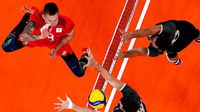 Сборная России разгромила Канаду и вышла в полуфинал на ОИ в Токио
