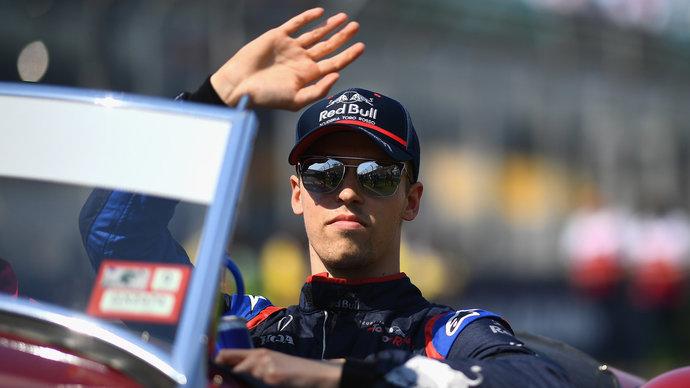Даниил Квят: «Последняя гонка сезона – это немного грустный момент»