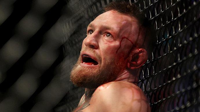Макгрегор опустился на 7-е место в рейтинге UFC