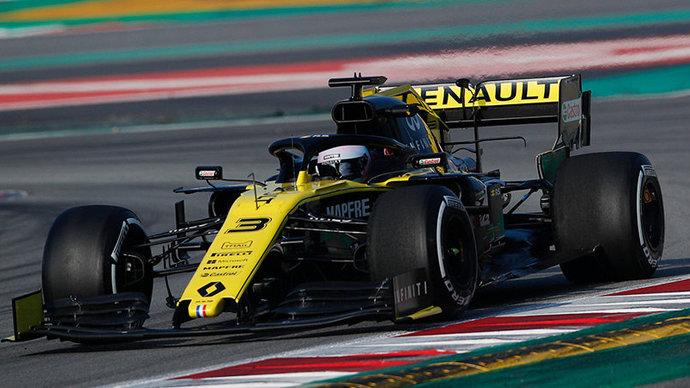 «Рено» покинет «Формулу-1», если гоночная серия не изменит правила