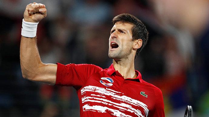 Джокович победил Циципаса в финале Ролан Гаррос, отдав два стартовых сета