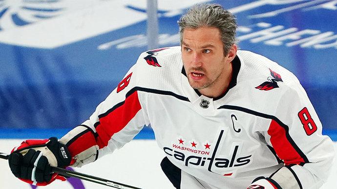 Овечкин установил личный снайперский антирекорд за всю карьеру в НХЛ