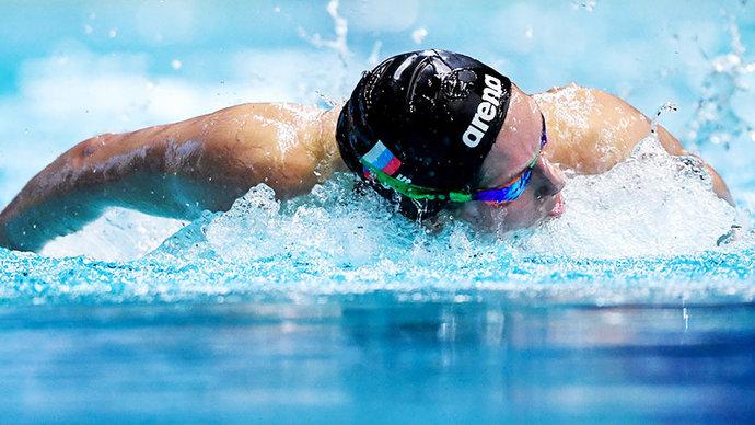 Чимрова взяла бронзу ЧЕ на дистанции 200 метров баттерфляем