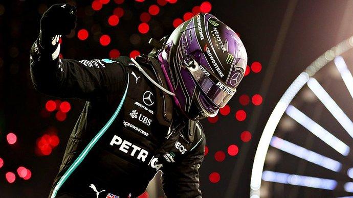 Хэмилтон выиграл этап Гран-при в Испании, Мазепин — 19-й