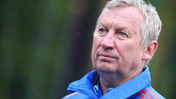 Польховский покинет пост главного тренера сборной России по состоянию здоровья