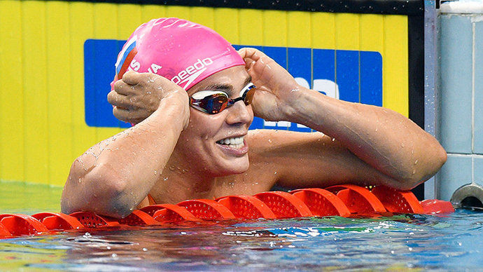 Ефимова выиграла 200-метровку брассом на этапе серии «Маре Нострум» в Монако
