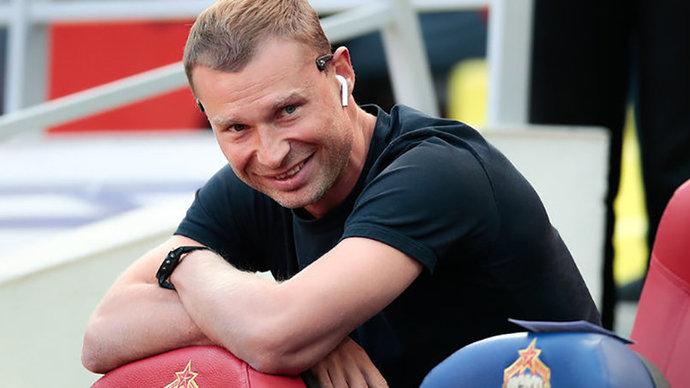Источник: Алексей Березуцкий останется в ЦСКА