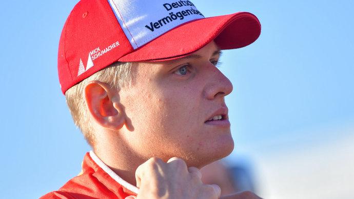 «Хаас» показал шлем Шумахера на сезон-2021 «Формулы-1»