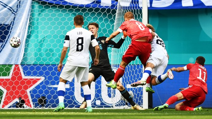 Константин Генич: Глубочайшее разочарование от игры нашей сборной