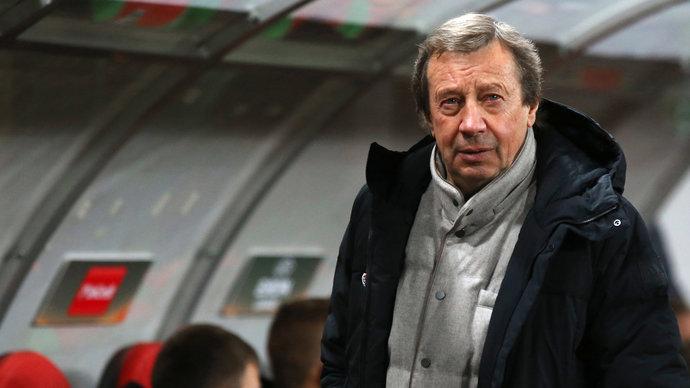 Юрий Семин: «Самое главное, что мы добились успеха при очень хорошей игре»