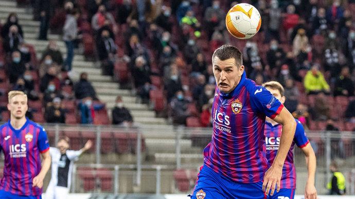 ЦСКА уступил загребскому Динамо и завершил групповой этап Лиги Европы без побед