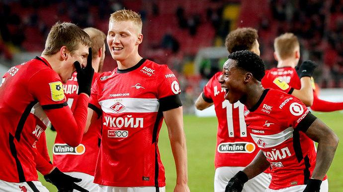 СМИ: Спартак намерен летом продать четырех футболистов
