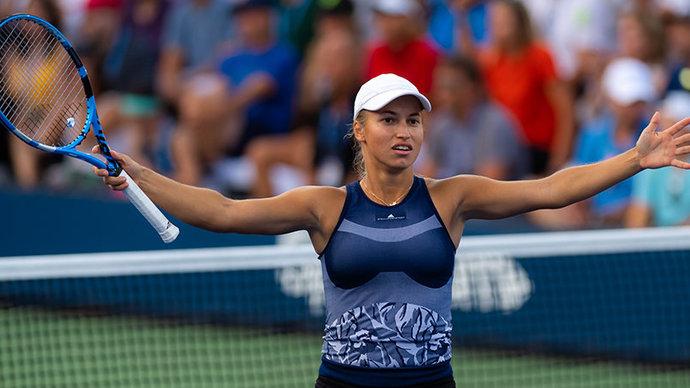 Путинцева стала победительницей турнира в Будапеште