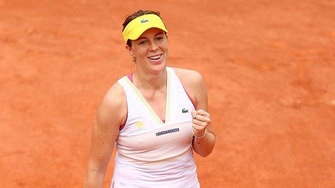 Павлюченкова сыграет в финале «Ролан Гаррос»