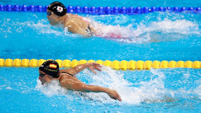18-летняя британская пловчиха будет выступать за сборную России