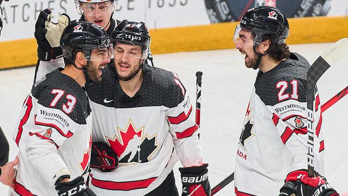 Сборная Канады обыграла США и вышла в финал чемпионата мира
